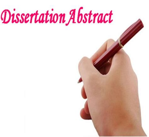 Example of a literature review for a masters dissertation