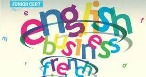 Junior cert English essays